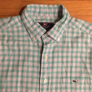 Vineyard Vines Classic Fit Tucker Shirt SS